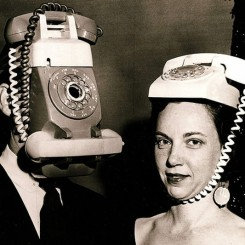 telephone costume
