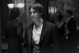 Dorian Gray in Penny Dreadful show (acted by Reeve Carney)